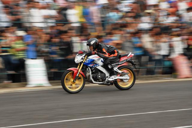 Sắp diễn ra cuộc đua mô tô 125cc lần 2/2011