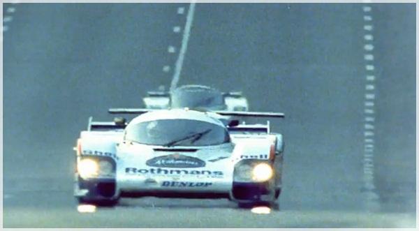 Video: Porsche tại Le Mans những năm 70-80