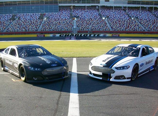 Ford Fusion 2013 đã sẵn sàng tranh tài tại NASCAR